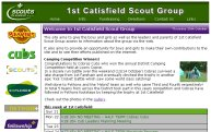 1st Catisfield Scout Group