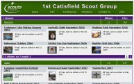 1st Catisfield Scout Group - Gallery